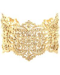 Iam By Ileana Makri - Chantilly Lace Cuff Bracelet - Lyst