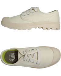 Palladium - Low-Top Trainer Boots - Lyst