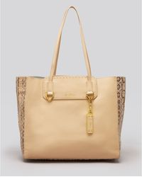 Sam Edelman Beige Tote Giselle - Lyst