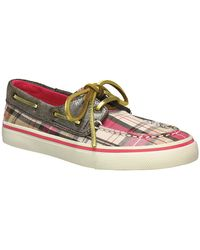 Sperry Top-Sider Boys Bluefish Boat Shoes - Lyst