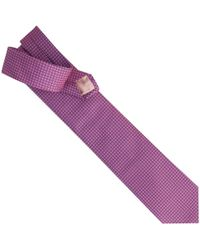 Thomas Pink - Gordan Neat Woven Silk Tie - Lyst