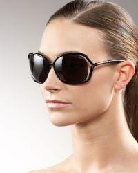 Tom Ford - Raquel Roundlens Sunglasses - Lyst