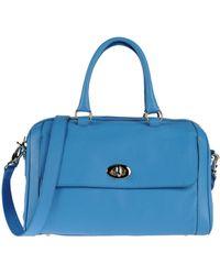 Carlo Pazolini Medium Leather Bag - Lyst