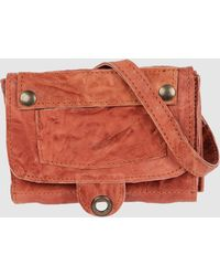Corsia Small Leather Bag - Lyst