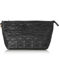 McQ by Alexander McQueen Quilted Shell and Leather Case - Lyst