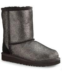 Ugg Kids Classic Short Sheepskin Boots - Lyst
