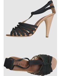 Acrobats Of God | High-Heeled Sandals | Lyst