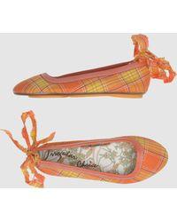 Irregular Choice - Ballet Flats - Lyst