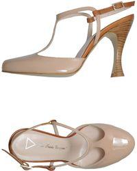 Les Trois Garçons High-Heeled Sandals - Lyst