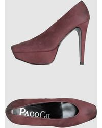 Paco Gil Platform Courts - Lyst
