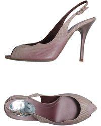 Rene Caovilla High-Heeled Sandals - Lyst