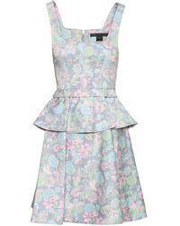 Marc By Marc Jacobs Drew Print Dress - Lyst