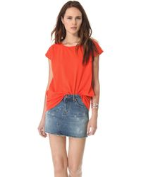Surface To Air - Singa Top - Lyst