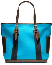 Coach Bleecker City Canvas City Tote - Lyst
