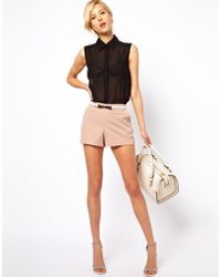 ASOS Collection | Tailored Shorts | Lyst