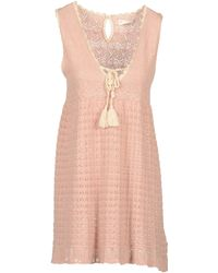 Odd Molly Brown Short Dresses - Lyst