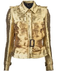 Burberry Prorsum Tailored Jacket - Lyst