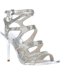MICHAEL Michael Kors Ankle Strap Sandal - Lyst