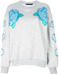 Holly Fulton - Oversized Sweatshirt - Lyst