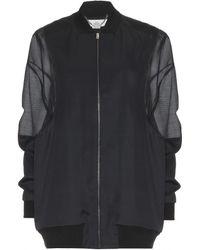 Stella McCartney Marissa Oversized Jacket black - Lyst