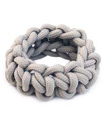 Alienina Knot Bracelet - Lyst