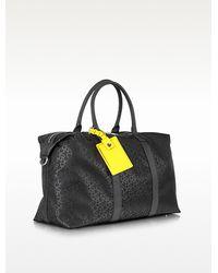 DKNY - Signature Fabric Weekender - Lyst