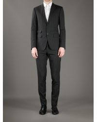 DSquared² Slim Pinstripe Suit - Lyst