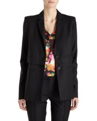 Icb - Tiered Suiting Jacket - Lyst