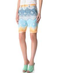 Mara Hoffman - Bermuda Shorts - Lyst