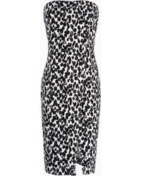 Stella McCartney Swallow-Print T-Shirt Dress - Lyst