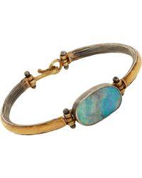 Judy Geib - Boulder Opal Bracelet - Lyst