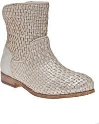 Oxs Rubber Soul - Inan Woven Boot - Lyst