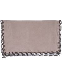 Stella McCartney Falabella Forever Clutch Bag - Lyst