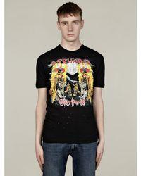 DSquared² Printed Tshirt - Lyst