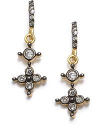 Belargo - Clover Earrings - Lyst