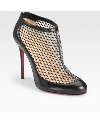 christian louboutin anna patent leather sandals - Bavilon Salon