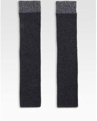 Rag & Bone Shoreditch Solid Leg Warmers - Lyst