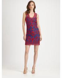 Sachin & Babi Amalie Silk Dress - Lyst