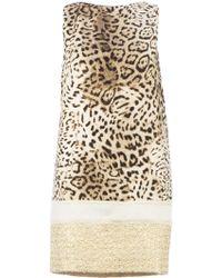 Giambattista Valli Leopard Print Dress - Lyst