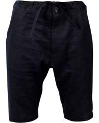 Isaora Karate Short - Black