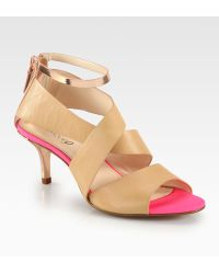 Boutique 9 | Merista Leather Sandals | Lyst