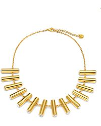 Joanna Laura Constantine - Barrel Necklace - Lyst