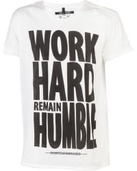 Sons Of Heroes Humble Tee white - Lyst