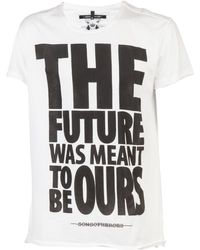 Sons Of Heroes - Our Future Tee - Lyst
