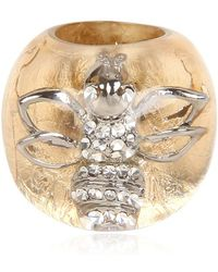 Nicholas King - Gold Bee Ring - Lyst