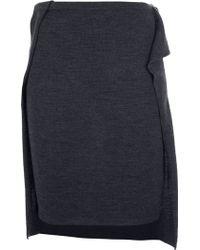 3.1 Phillip Lim Wrap-Around Skirt - Lyst