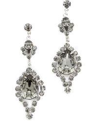 Tom Binns - Madame Dumont Fonce Earrings - Lyst