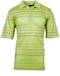 Bobby Jones - Rainbow Fine Line Stripe Polo - Lyst