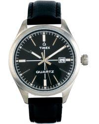 Timex - Original Mens Watch T2n402pf Leather Strap - Lyst
