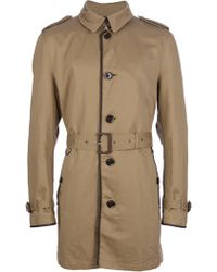 Burberry Brit - Brixton Trench Coat - Lyst